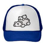 Cute Polar Bear Parent & Cub Hat