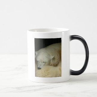 Cute Polar Bears Peace Love Party Destiny Digital Magic Mug