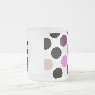 Cute Polka Dot Puppy Dog Mug