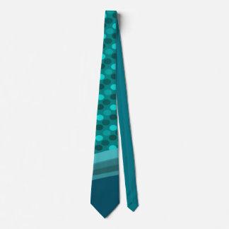 Cute Polka Dots Pattern Neck Tie