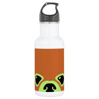Cute Pomeranian Dog Stainless Steel Water Bottle
