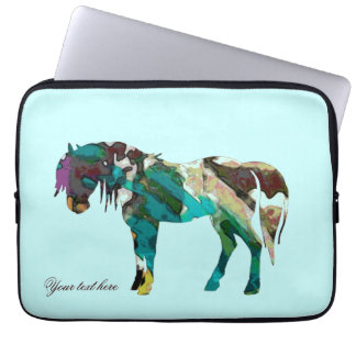 Cute Pony Laptop Sleeve