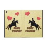 Cute Pony Power Equestrian iPad Mini Case