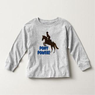 Cute Pony Power Tee Shirt