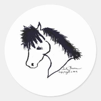 Cute Pony Stickers