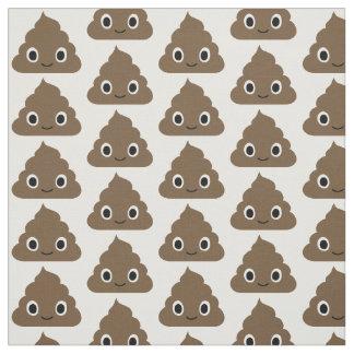 Cute Poop Pattern - Adorable Piles of Doo Doo Fabric