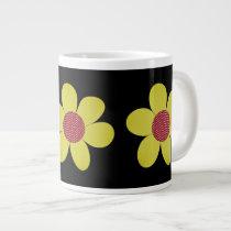 Cute Pop Flower Mugs