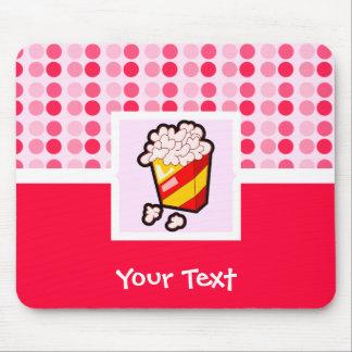 Cute Popcorn Mouse Pad