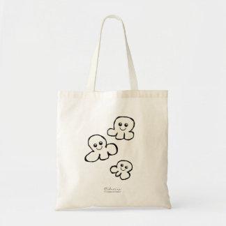 Cute Popcorn Tote Bag
