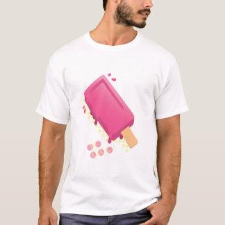 Cute Popsicle Cartoon T-Shirt