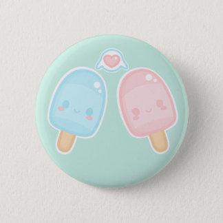 Cute Popsicles Button