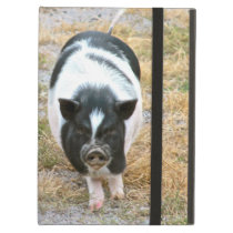Cute Potbelly Pig Photo | Farm Animals iPad Air Case