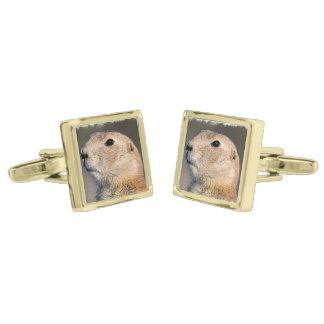 Cute Prairie Dog Cufflinks