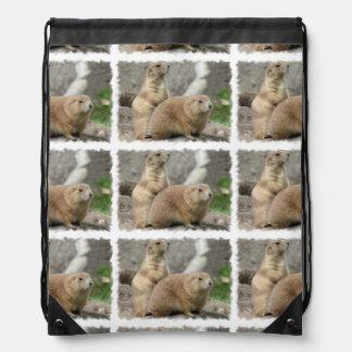 Cute Prairie Dog Backpack
