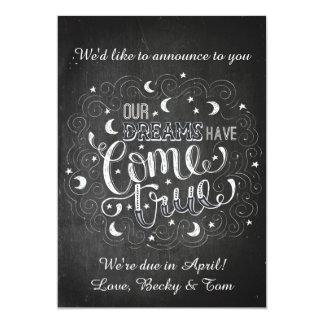 Pregnancy Announcement Cards | Zazzle