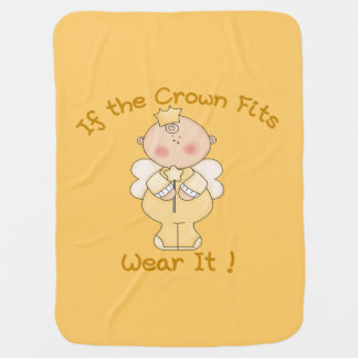 Cute Princess Baby Blanket