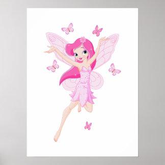 Cute princess kids Poster