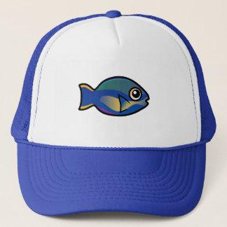 Cute Princess Parrotfish Trucker Hat