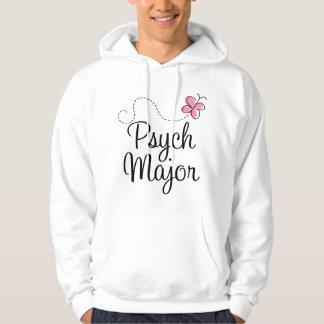 Cute Psych Major Gift Hoodie