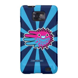 Cute Puffer Fish Samsung Galaxy S2 Cases