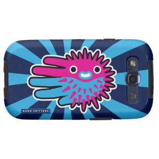 Cute Puffer Fish Galaxy SIII Case