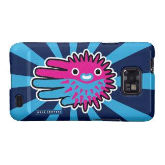 Cute Puffer Fish Galaxy SII Cover