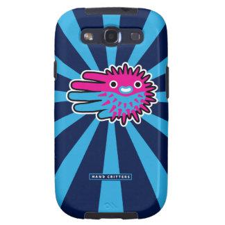 Cute Puffer Fish Samsung Galaxy SIII Covers