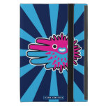 Hand shaped Cute Puffer Fish Cover For iPad Mini