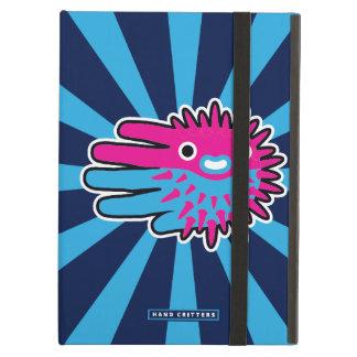 Cute Puffer Fish iPad Folio Case