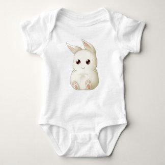 Cute Puffy Kawaii Bunny Rabbit Baby Bodysuit