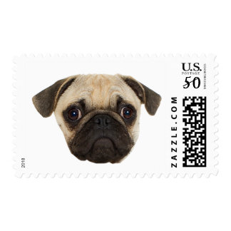 Cute Pug Gifts Postage
