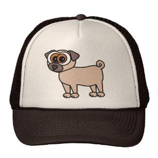 Cute Pug Hat