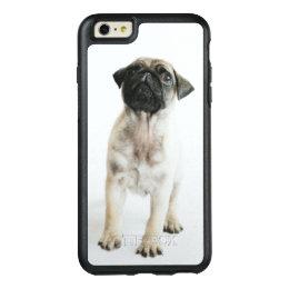 Cute Pug Puppy OtterBox iPhone 6/6s Plus Case