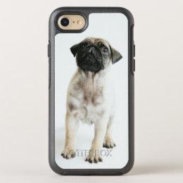Cute Pug Puppy OtterBox Symmetry iPhone 8/7 Case