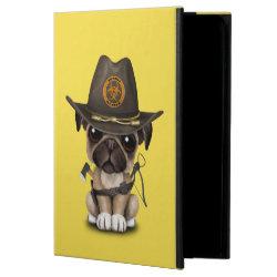 Powis iPad Air 2 Case with Pug Phone Cases design