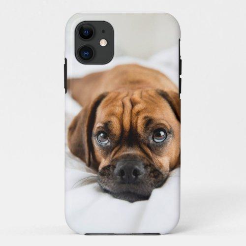 Cute Puggle Dog Case Phone Case