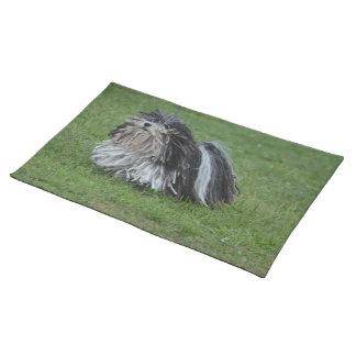 Cute Puli Dog Placemat