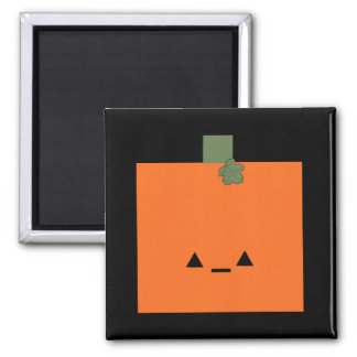 Cute Pumpkin Magnet