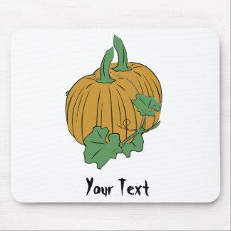 cute pumpkin mousemats