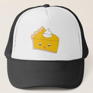 Cute Pumpkin Pie Slice Trucker Hat