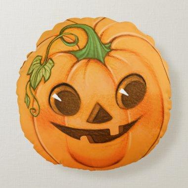 Cute Pumpkin Pillow #1