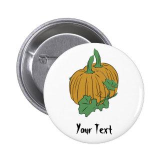 cute pumpkin pin