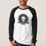 Cute Punk Skull Washington DC T-Shirt Jersey