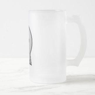 CUTE PUNKY HALLOWEEN SKULL COFFEE MUG