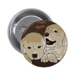 Cute Puppies Pin