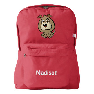 Cute Puppy American Apparel™ Backpack