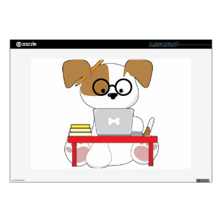 Cute Puppy and Laptop Skins For Laptops