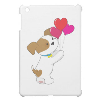 Cute Puppy Balloons Cover For The iPad Mini