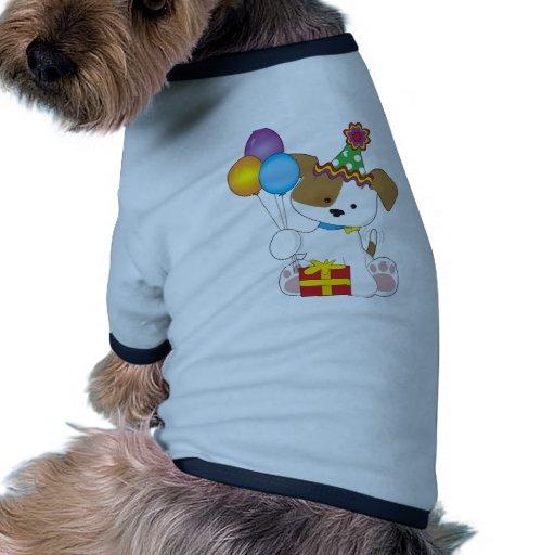Cute Puppy Birthday Doggie Shirt