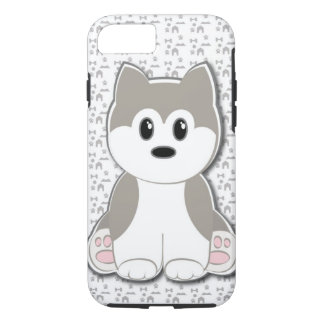 Cute puppy cartoon iPhone 8/7 case